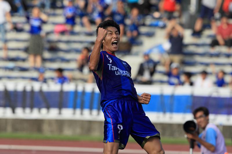 第13回日本フットボールリーグ後...